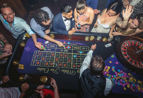 casino hire gold coast