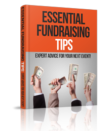 Fundraising ebook cover