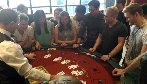 private casino party brisbane