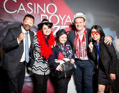 1920 gangster casino theme party